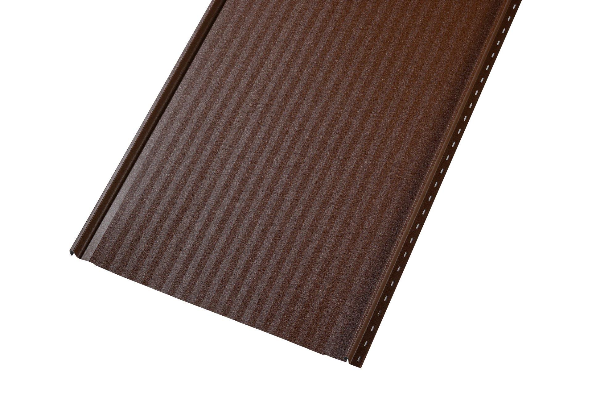 Stehfalz F-N RAL8017 matt