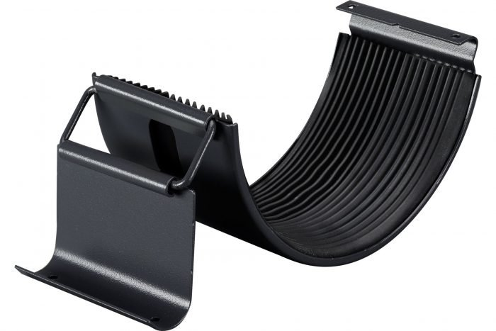 Rinnenverbinder RAL9005