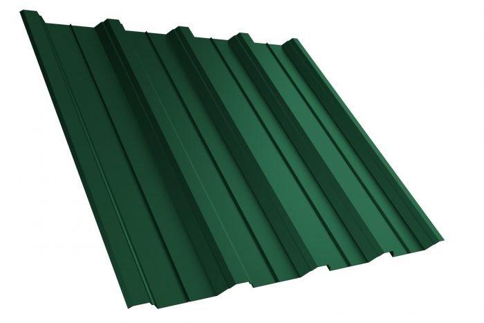 Dachplatte T40 RAL6005
