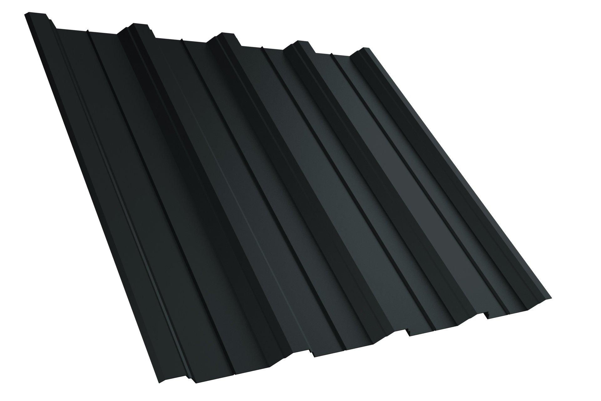 Dachplatte T40 RAL7016