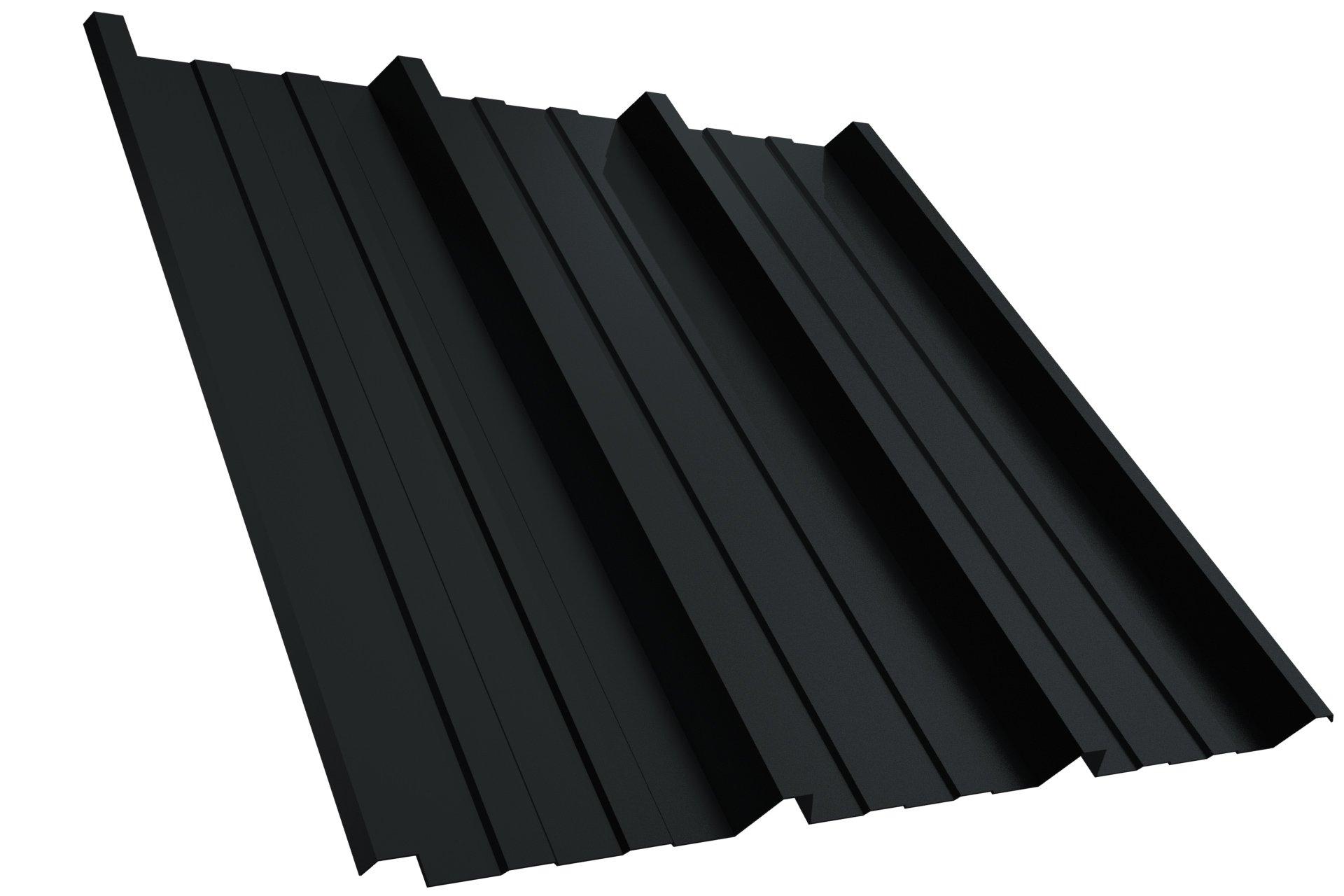 Dachplatte T45P RAL7016