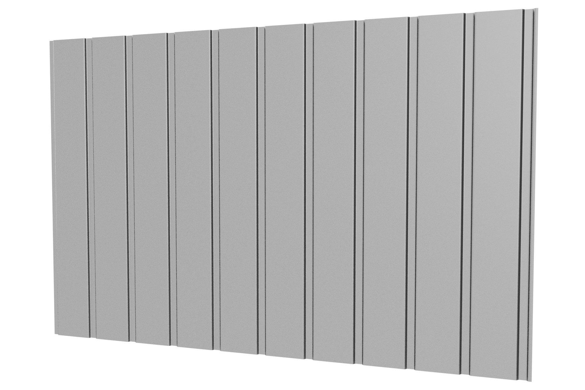 T7P WEISSALUMINIUM RAL9006 glatt