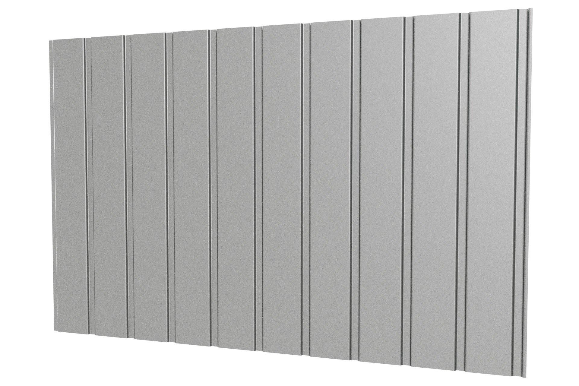 Wandprofil T7P RAL9006