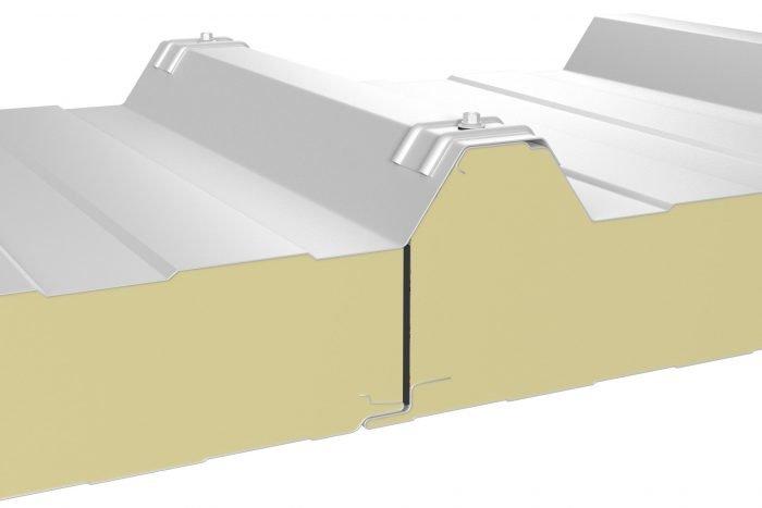 Sandwichelemente PIR Dach 3