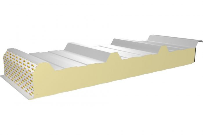 Sandwichelemente PIR Dach