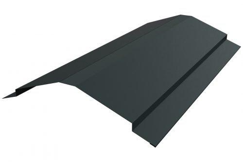 Dachfirst für Dachpfannenpaneel FLACH